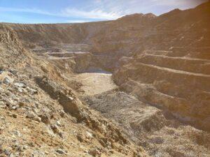 Mineral Ridge Mine
